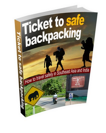ticket to safe backpacking ebook cover 3D
