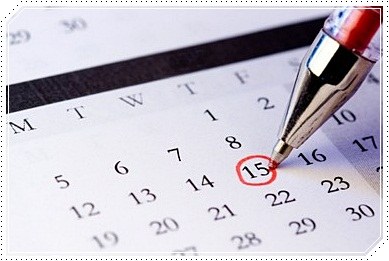 setting a date for travel in calendar Photo: Nigel Carse ©iStockphoto.com/Nigel Carse
