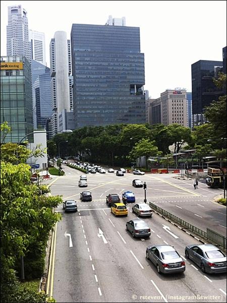 Singapore city life
