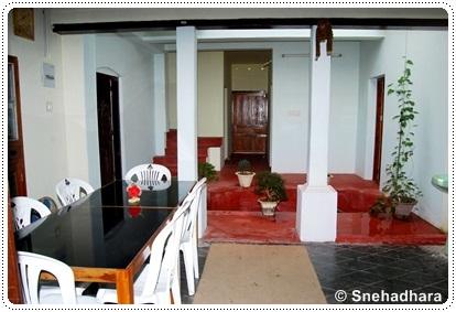 Living room/hall at Snehadhara