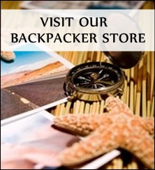 Visit our backpacker store