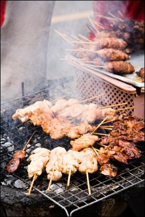 Street food in Thailand, ©iStockphoto.com/mamahoohooba