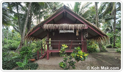 Suchanaree in Koh Mak island