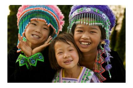 Children in Asia, ©iStockphoto.com/Kevin Landwer-Johan