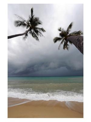 Rainy weather in Thailand, Guenter Guni