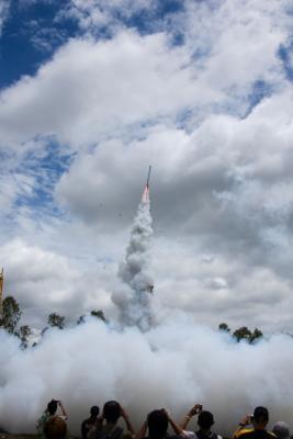 Rocket festival, ©iStockphoto.com/Sander Kamp