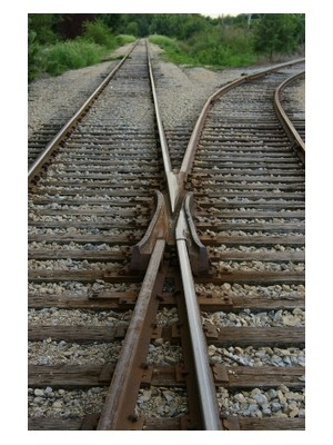 Railway, ©iStockphoto.com/Kenn Wislander