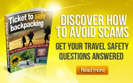 Ticket to safe backpacking ebook