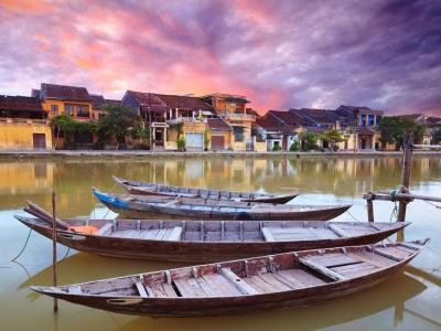View of Hoi An in Vietnam, ©iStockphoto.com/Olga Khoroshunova