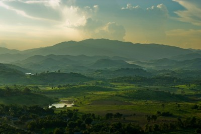 View of Northern Thailand, ©iStockphoto.com/Sander Kamp